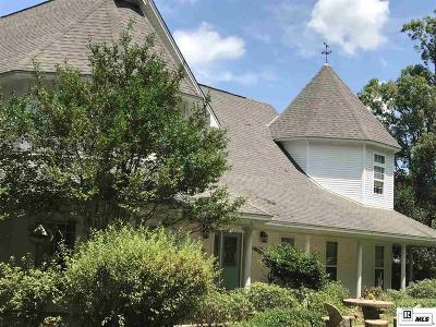 West Monroe LA Single Family Home For Sale: $365,000