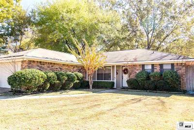 Ruston Single Family Home For Sale: 138 Camillia Circle