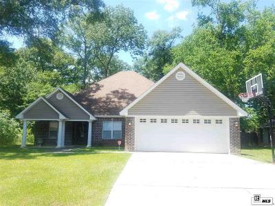 Monroe LA Single Family Home For Sale: $174,000
