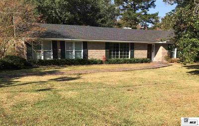 Monroe LA Single Family Home For Sale: $279,500