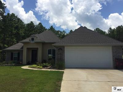 Calhoun LA Single Family Home Active-Contingent 72 Hrs: $259,000