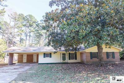 Lincoln Parish Single Family Home For Sale: 903 S Maple Street