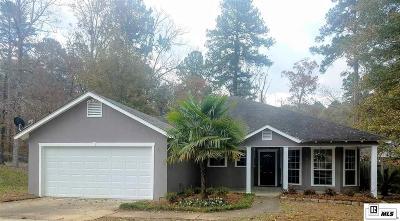 West Monroe Single Family Home For Sale: 114 Brandon Circle