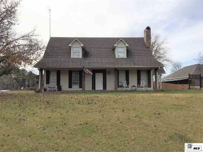 Downsville Single Family Home For Sale: 14382 Highway 15