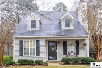 Ruston Single Family Home Active-Pending: 3906 Green Mountain Drive