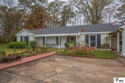 Monroe Single Family Home For Sale: 107 Raymond Drive