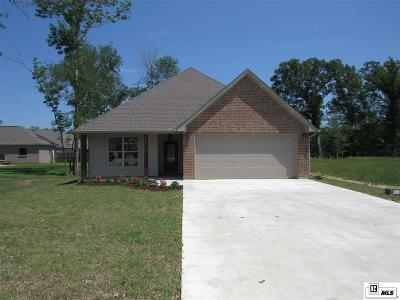 Monroe Single Family Home For Sale: 120 River Styx Drive