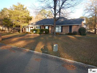Single Family Home For Sale: 2505 Hillside Drive
