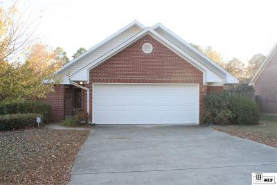 West Monroe Single Family Home For Sale: 103 Wilhite Street