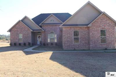 Ruston Single Family Home For Sale: 8061 Highway 80