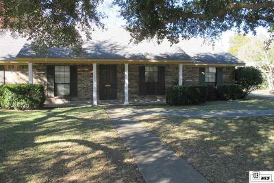 Monroe Single Family Home For Sale: 2203 Harmony Street
