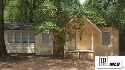 Lincoln Parish Single Family Home For Sale: 200 S Hazel Street