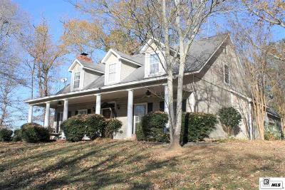 West Monroe Single Family Home For Sale: 115 Standard Reed Circle
