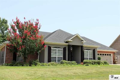 West Monroe LA Single Family Home For Sale: $319,900