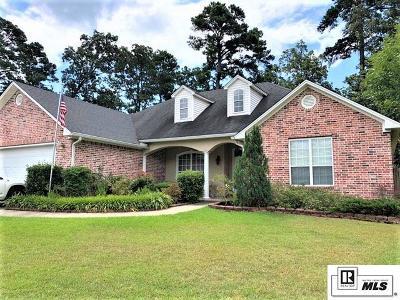 Monroe LA Single Family Home For Sale: $227,777