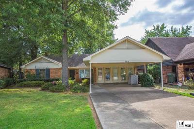 Monroe LA Single Family Home For Sale: $173,000