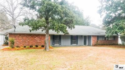 Monroe Single Family Home For Sale: 2208 Emerson Street