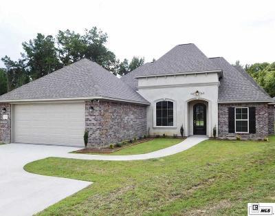West Monroe LA Single Family Home For Sale: $302,000