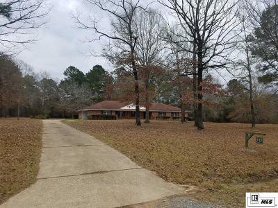 Calhoun LA Single Family Home Active-Price Change: $274,900