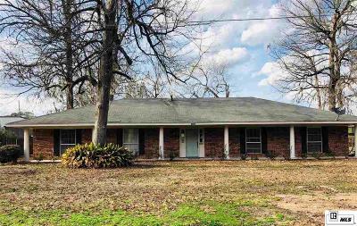 Monroe LA Single Family Home For Sale: $230,000