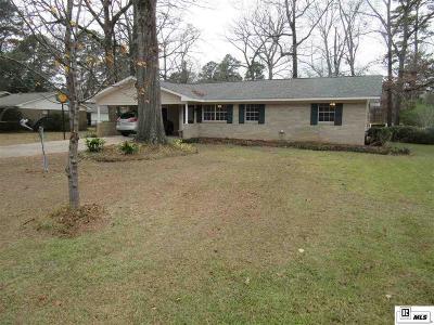 West Monroe LA Single Family Home For Sale: $195,000