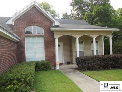 Monroe LA Single Family Home For Sale: $155,000