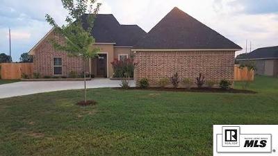 Monroe LA Single Family Home For Sale: $258,500