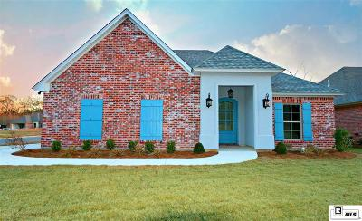 Monroe Single Family Home For Sale: 108 Briar Trace