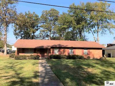 Monroe Single Family Home For Sale: 2201 Redwood Drive