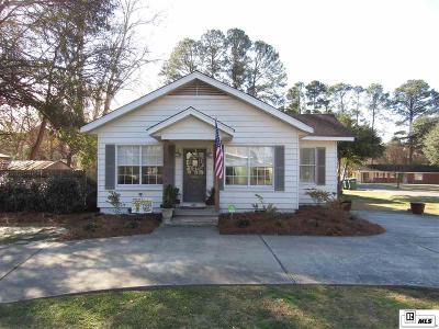 Monroe Single Family Home For Sale: 435 Howard Street