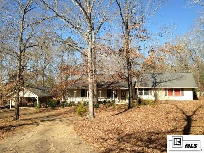 Single Family Home For Sale: 339 Old Wire Road