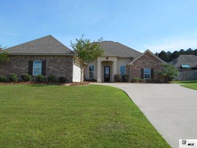 Single Family Home For Sale: 1706 Esplanade Boulevard
