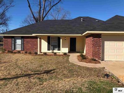 Monroe Single Family Home Back On Market: 105 Belle Meade Drive