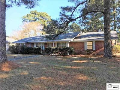West Monroe Single Family Home Active-Pending: 300 Old Darbonne Road