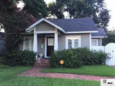 Monroe Single Family Home For Sale: 1608 N 2nd Street
