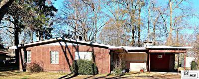 Monroe Single Family Home For Sale: 623 Lakeshore Drive