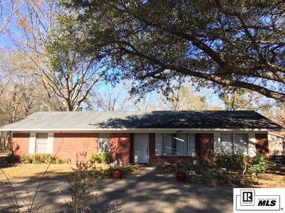 West Monroe Single Family Home For Sale: 530 Bawcom Street
