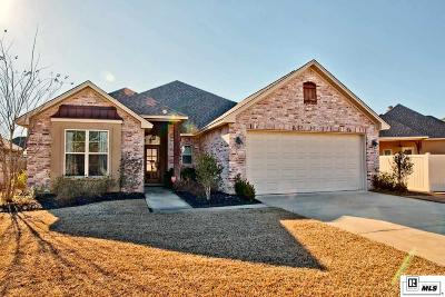 West Monroe Single Family Home For Sale: 210 Old Creek Road