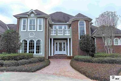 Single Family Home For Sale: 220 Crestview Drive