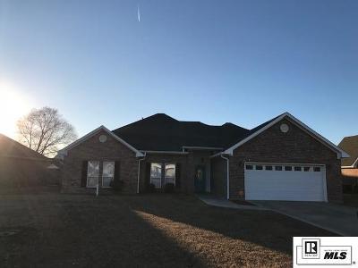 Monroe Single Family Home For Sale: 322 Dutchman Drive