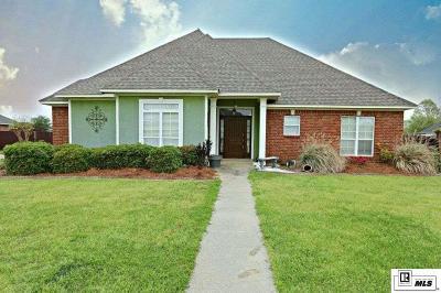 Monroe LA Single Family Home For Sale: $272,000