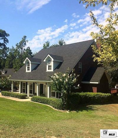 West Monroe Single Family Home For Sale: 383 Northwood Drive