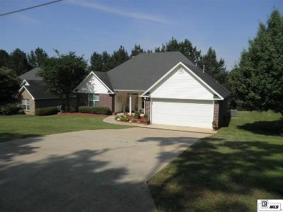 West Monroe Single Family Home Pending Continue To Show: 715 Harrell Road
