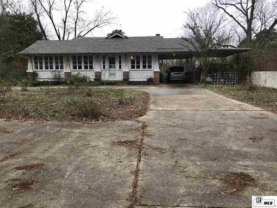 West Monroe Single Family Home For Sale: 4973 Whites Ferry Road
