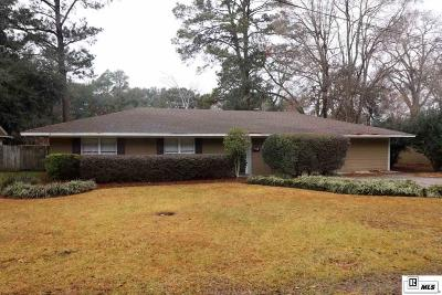 Monroe Single Family Home For Sale: 2013 Frances Place