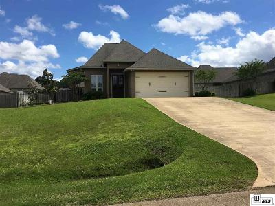 Single Family Home For Sale: 1608 Decatur Drive