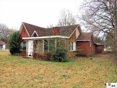 Monroe Single Family Home For Sale: 1208 Powell Avenue
