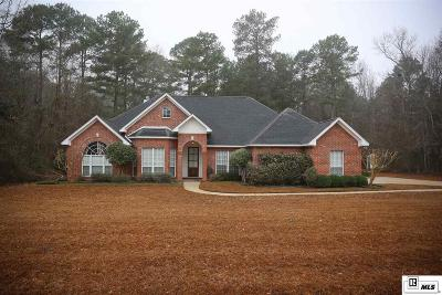 Single Family Home For Sale: 124 Deerfield Drive