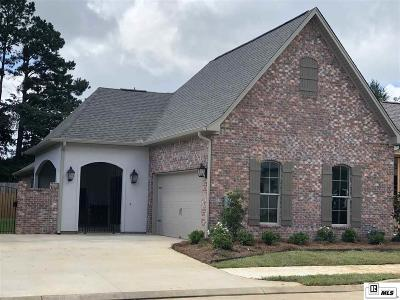Single Family Home For Sale: 1111 Abby Lane