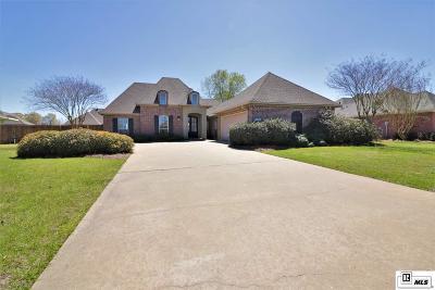 Monroe Single Family Home New Listing: 113 Medalist Street